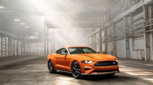 Ford gets cheeky gift from Chevy for Mustang's birthday