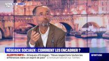 """Islamisme: Robert Ménard juge qu'il faut """"limiter l'Etat de droit"""""""