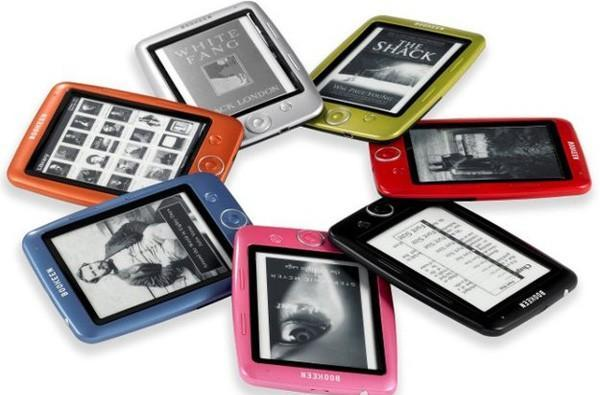 Bookeen's upgraded, colorful Cybook Opus to debut on May 7