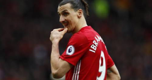 Foot - ANG - MU - Zlatan Ibrahimovic (Manchester United) : «Plus je suis vieux, plus je suis intelligent»