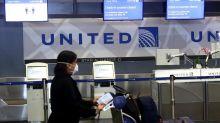 États-Unis: le chiffre d'affaires d'United Airlines chute de 78% en raison du Covid-19