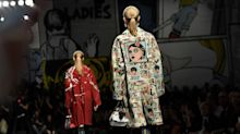How you can buy this Prada catwalk art for £17