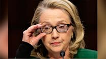 Defiant Clinton Hears GOP Anger Over Benghazi