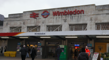 Commuters force their way off London train in panic after passenger starts quoting Bible out loud