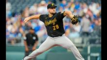 After snapping long skid, Pirates to face Indians again