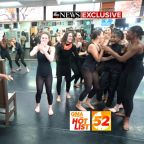 'GMA' Hot List: Michelle Obama surprises dance class at her former high school