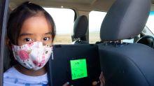 Navajo school, students fight to overcome amid COVID-19