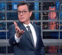 Stephen Colbert Busts Rudy Giuliani's Big Ukraine Admission