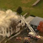 Multiple deaths reported in Colts Neck, New Jersey mansion fire