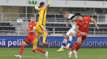 Wales striker Kieffer Moore loving the winning feeling