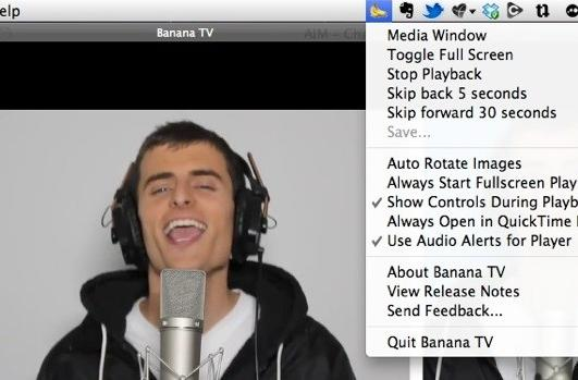 Banana TV will let iOS devices stream video to the Mac