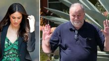 Thomas Markle is reportedly launching his own fashion line
