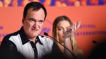 Quentin Tarantino snaps at reporter at Cannes over Margot Robbie question