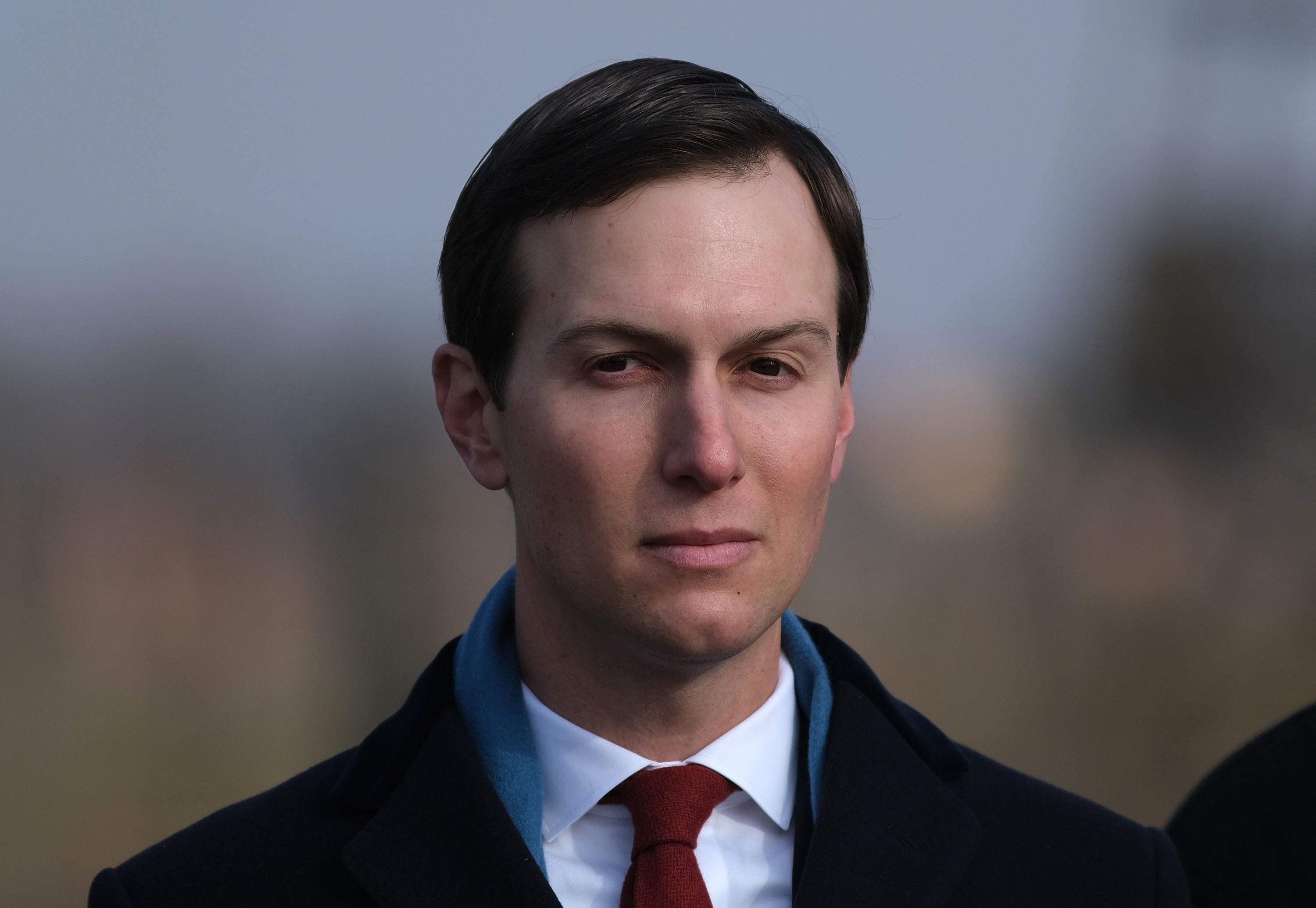 people are talking  again  about how jared kushner got into harvard