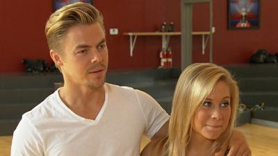 Derek Hough And Shawn Johnson Discuss Their 'Dancing With The Stars' Chemistry