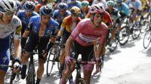 Giro - Giro 2020: la 15e étape en direct vidéo