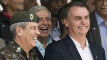 """Bolsonaro celebra novo ministro da Casa Civil: """"trabalho excepcional"""""""