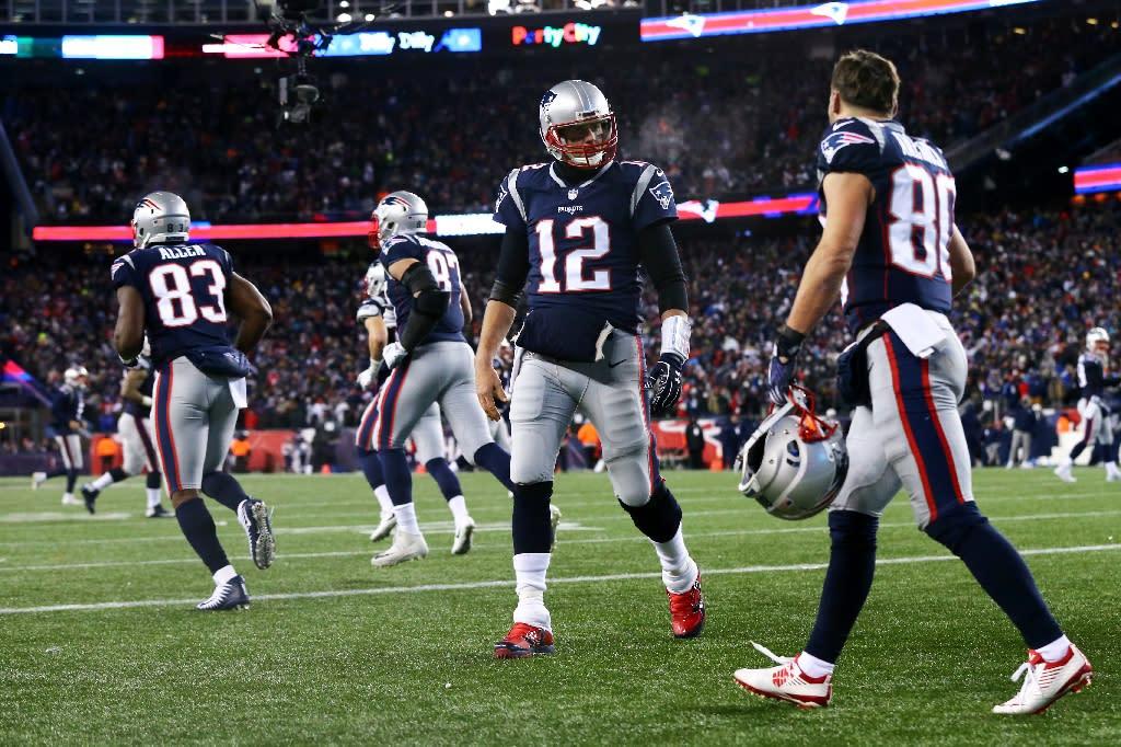 Jaguars confident but Patriots on verge of Super Bowl return