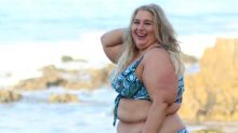 Plus-Size Woman Rocks String Bikini for the 1st Time in 25 Years