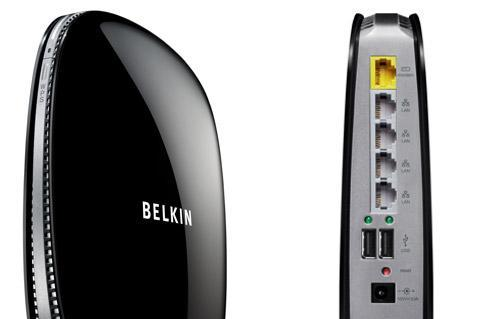Belkin reveals Advance N900 DB router, keeps your MW3 marathon top priority with IntelliStream