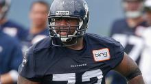 Giants offensive tackle Michael Bowie charged with domestic violence