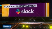 Slack's Direct Listing Valuation Is Said to Be Near $17 Billion