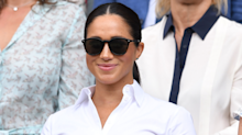 Meghan Markle picked up a friend from the airport in these $90 sunglasses she's worn before