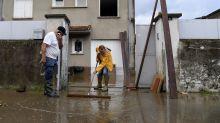 """Inondations dans le Gard : """"Tous les dix ans, c'est comme ça"""""""