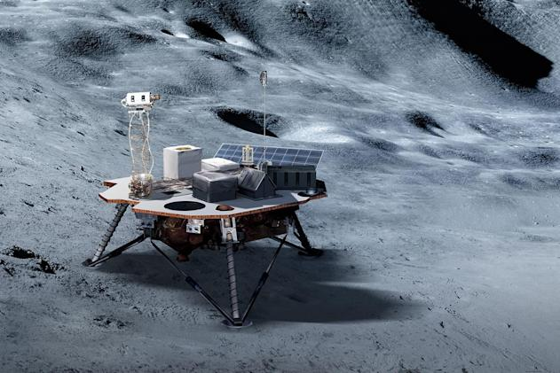 NASA picks first commercial landing partners for return to the Moon