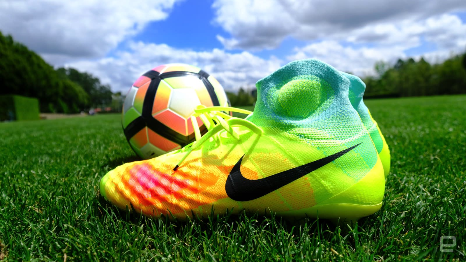 Nike's latest soccer cleat is its most