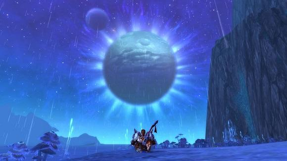 Around Azeroth: If you believe they put a man on the moon