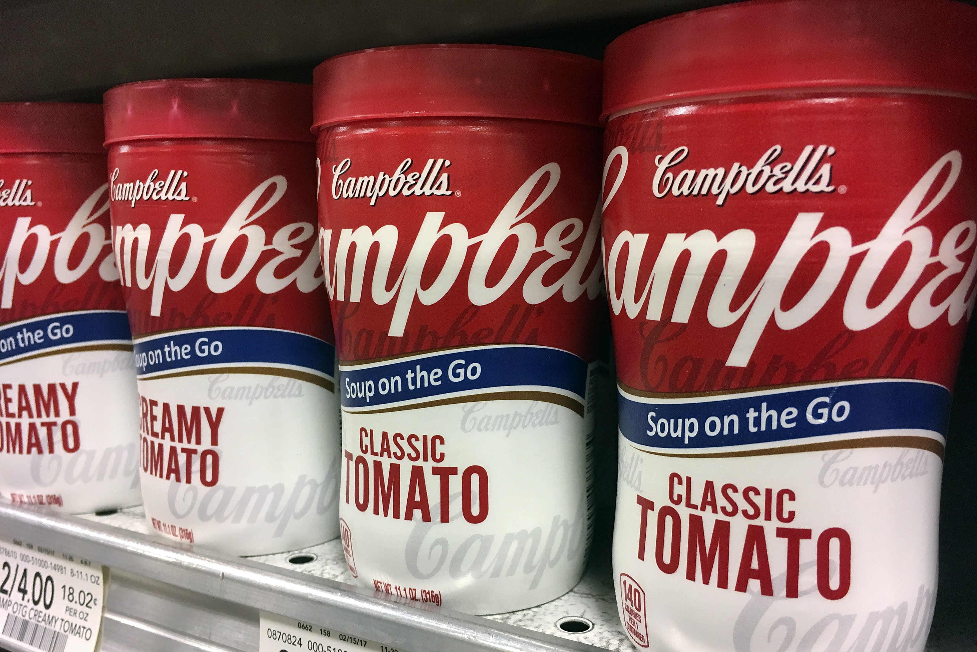 campbells soup company The company was selling 16 million cans of soup a year by 1904 the company was incorporated as the campbell soup company in 1922 the next two decades saw campbell expanding at breakneck speed.