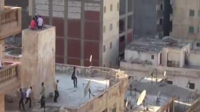 Raw: Morsi Opponents Killed in Egypt Clashes