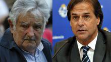 Argentinos a Uruguay: Lacalle Pou choca con Mujica por su plan de seducción