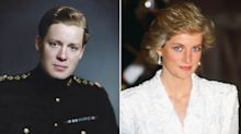 Princess Diana Bears a Striking Resemblance to Her Dad in Colorized Photo Released by Her Brother
