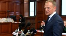 EU's Tusk testifies in Poland over 2010 presidential jet crash