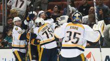 Predators push pace in Game 1 win vs Ducks