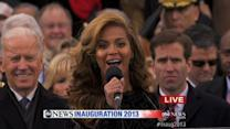 Inauguration Day 2013: Beyonce performs