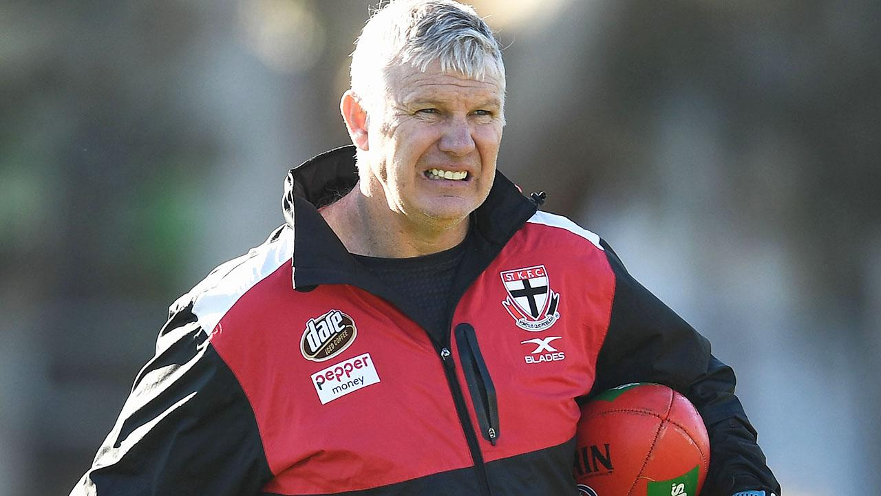 'Not worthy enough': Danny Frawley's heartbreaking admission months before death