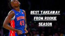 Video: Biggest revelation from Sekou Doumbouya's rookie season