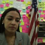 Ocasio-Cortez defends 'concentration camp' tweets