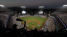 Man suffers skull fracture, on life support after post-game fight at Dodger Stadium