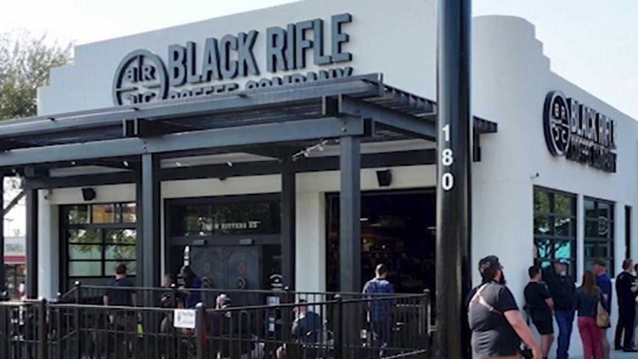 Veteran-owned coffee company opens its doors in San ...