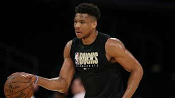 Giannis: 'I cannot complain' about bubble