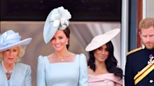 French tabloid will defend running tοpless pics of Kate Middleton — using Meghan Markle