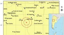 Cuyo se mueve: no cesan los temblores en Mendoza, San Juan y San Luis