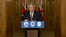 Boris Johnson Says Covid Tiers Needed To Avoid 'New Year Lockdown'
