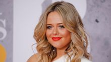 Emily Atack to fat-shaming trolls: 'go f*** yourself'