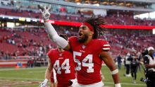 49ers' Fred Warner now compelled to speak up for racial equality