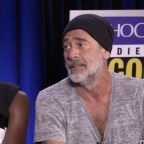 'Walking Dead' stars Danai Gurira and Jeffrey Dean Morgan on Andrew Lincoln's exit